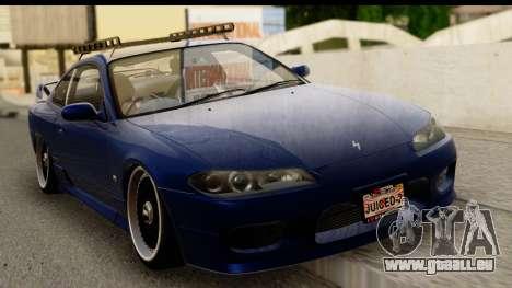 Nissan Silvia S15 Camber Edition für GTA San Andreas