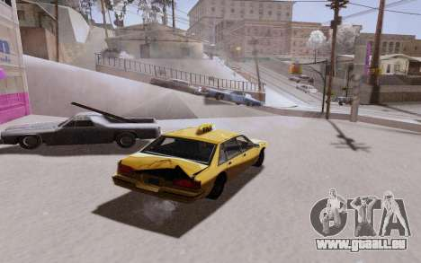 Nuevo ENB Series für GTA San Andreas dritten Screenshot