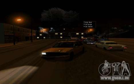 Nuevo ENB Series für GTA San Andreas zweiten Screenshot