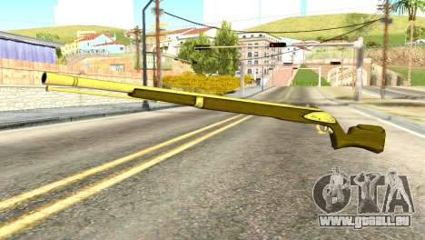 Rifle from GTA 5 pour GTA San Andreas