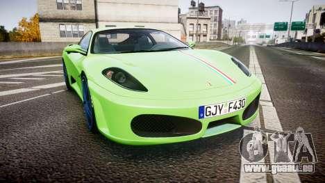 Ferrari F430 2004 pour GTA 4