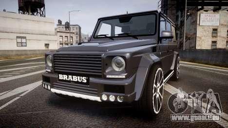 Mercedes-Benz G65 Brabus rims2 für GTA 4