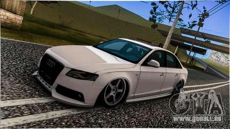 Ultra ENB pour GTA San Andreas troisième écran