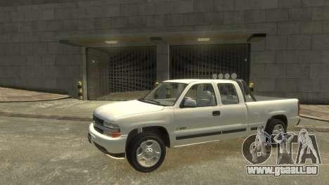 Chevrolet Silverado 1500 pour GTA 4