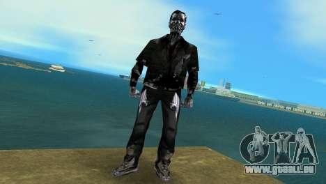 Terminator 2 GTA Vice City pour la deuxième capture d'écran
