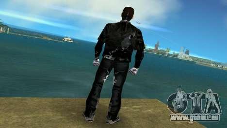 Terminator 2 GTA Vice City pour la troisième écran