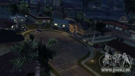 ENB Echo für GTA San Andreas achten Screenshot