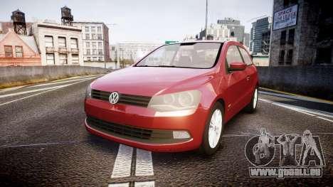 Volkswagen Gol G6 iTrend 2014 rims1 pour GTA 4