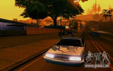 ENB by Dvi v 1.0 pour GTA San Andreas