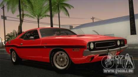 ENBSeries by Blackmore 0.075c pour GTA San Andreas septième écran