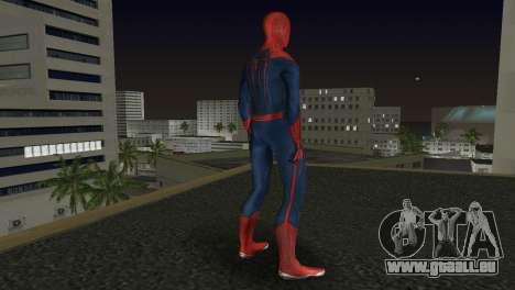 The Amazing Spider-Man für GTA Vice City Screenshot her