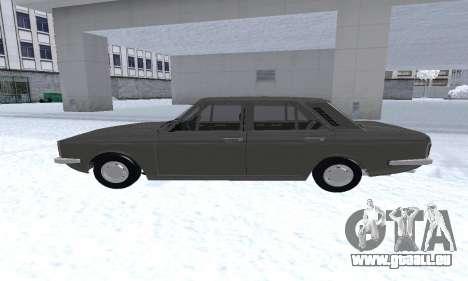 Ikco Peykan Chragh Benzi New pour GTA San Andreas vue arrière