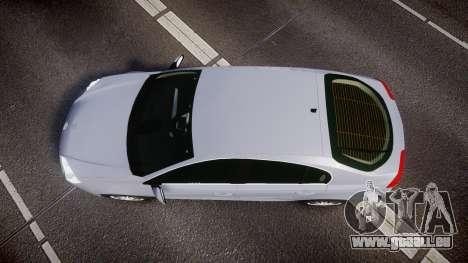 Renault Laguna III 2007 für GTA 4 rechte Ansicht