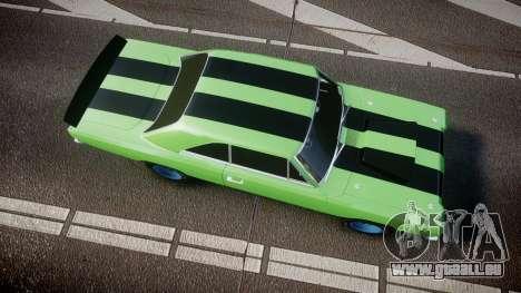 Dodge Dart HEMI Super Stock 1968 rims3 pour GTA 4 est un droit