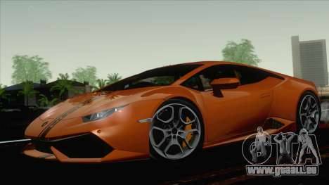 ENBSeries by Blackmore 0.075c pour GTA San Andreas onzième écran