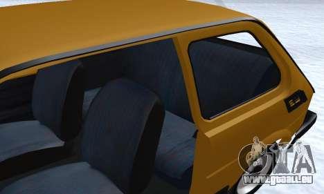 Fiat 126p FL pour GTA San Andreas