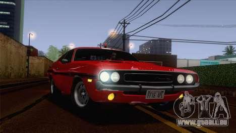 ENBSeries by Blackmore 0.075c pour GTA San Andreas cinquième écran