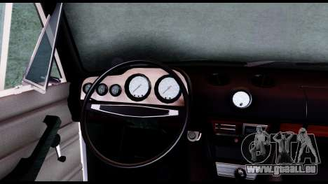 VAZ 2103 Rétro pour GTA San Andreas vue de droite