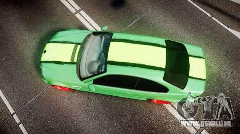 BMW M3 E46 Green Editon für GTA 4 rechte Ansicht