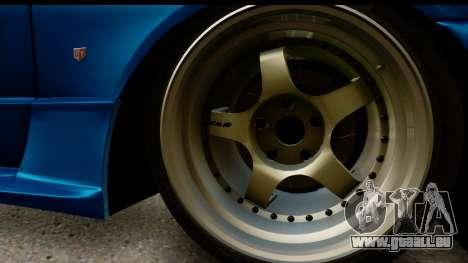 Nissan Skyline R32 Targa für GTA San Andreas rechten Ansicht