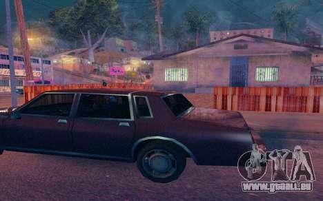 ENB by Dvi v 1.0 pour GTA San Andreas cinquième écran