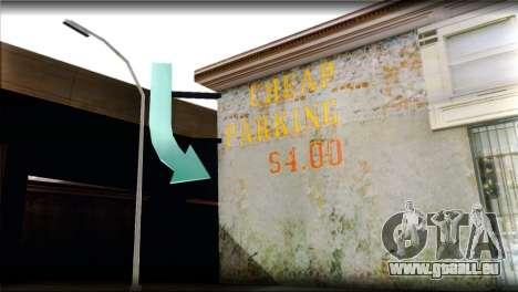 ENBSeries for medium PC pour GTA San Andreas huitième écran