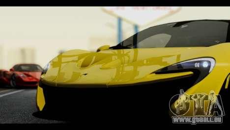 Evolution Graphics X v.248 pour GTA San Andreas troisième écran