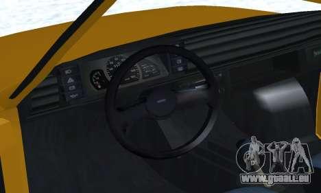 Fiat 126p FL für GTA San Andreas Räder