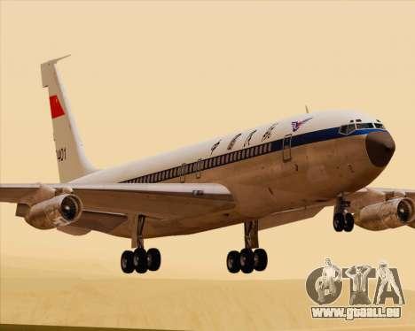 Boeing 707-300 CAAC pour GTA San Andreas
