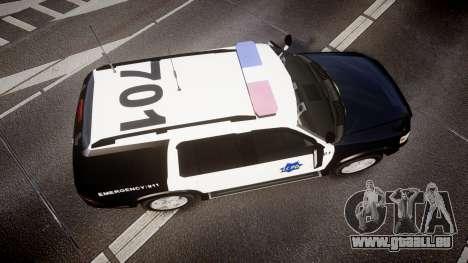 Ford Explorer 2008 LCPD [ELS] pour GTA 4 est un droit