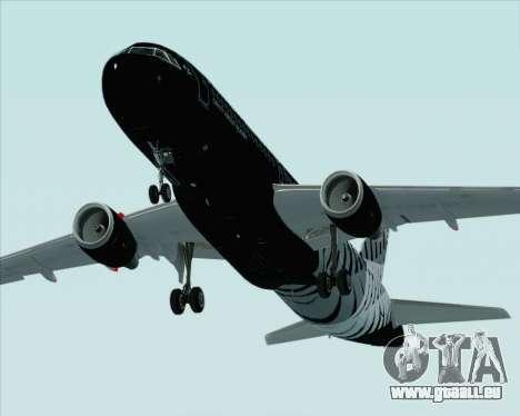 Airbus A320-200 Air New Zealand für GTA San Andreas Motor