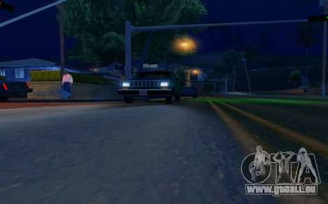 ENB by Dvi v 1.0 pour GTA San Andreas troisième écran