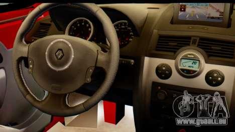 Renault Kangoo pour GTA San Andreas vue de droite