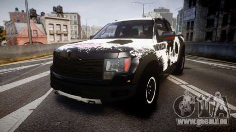 Ford F150 SVT Raptor 2011 Horizon für GTA 4