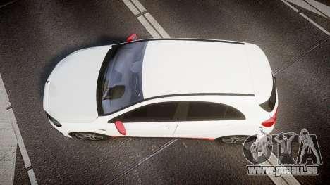 Mersedes-Benz A45 AMG PJs3 pour GTA 4 est un droit
