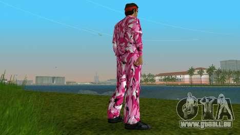 Camo Skin 20 GTA Vice City pour la troisième écran