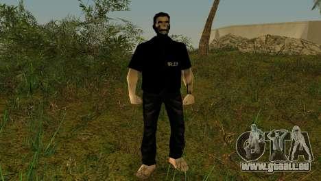 Death Skin für GTA Vice City zweiten Screenshot