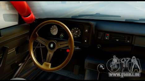 VAZ 2105 Sport für GTA San Andreas Rückansicht