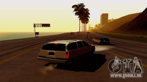 Brand new transport und Einkauf für GTA San Andreas fünften Screenshot