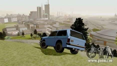 Brand new transport und Einkauf für GTA San Andreas siebten Screenshot