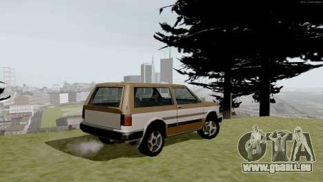 Brand new transport und Einkauf für GTA San Andreas neunten Screenshot
