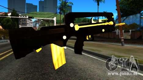 New Machine pour GTA San Andreas deuxième écran