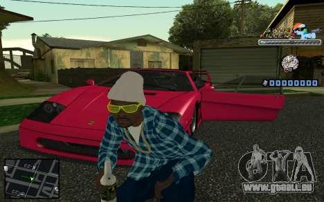 C-HUD SWAG Killerz für GTA San Andreas