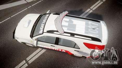 Toyota Hilux SW4 2014 Ronda PMCE [ELS] pour GTA 4 est un droit