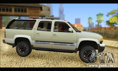 GMC Yukon XL 2003 v.2 für GTA San Andreas linke Ansicht