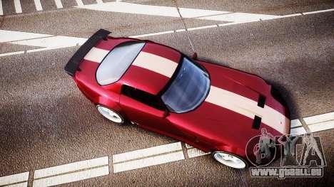 Bravado Banshee GTA V Style für GTA 4 rechte Ansicht