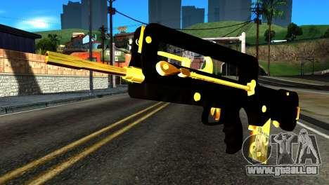 New Machine pour GTA San Andreas