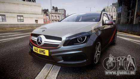 Mersedes-Benz A45 AMG PJs2 für GTA 4