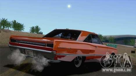 ENBSeries by Blackmore 0.075c pour GTA San Andreas troisième écran