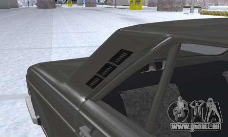 Ikco Peykan Chragh Benzi New pour GTA San Andreas roue